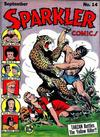 Cover for Sparkler Comics (United Features, 1941 series) #14