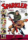 Cover for Sparkler Comics (United Features, 1941 series) #16