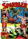 Cover for Sparkler Comics (United Features, 1941 series) #25