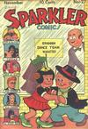 Cover for Sparkler Comics (United Features, 1941 series) #27