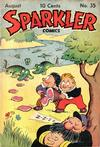 Cover for Sparkler Comics (United Features, 1941 series) #v4#11 (35)
