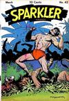 Cover for Sparkler Comics (United Features, 1941 series) #v5#6 (42)