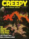 Cover for Creepy (Warren, 1964 series) #2