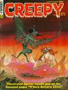 Cover for Creepy (Warren, 1964 series) #14