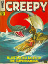Cover for Creepy (Warren, 1964 series) #18