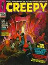 Cover for Creepy (Warren, 1964 series) #22