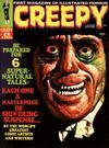 Cover for Creepy (Warren, 1964 series) #26