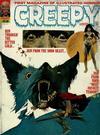 Cover for Creepy (Warren, 1964 series) #52