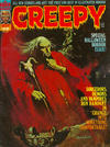Cover for Creepy (Warren, 1964 series) #58