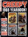 Cover for Creepy Yearbook (Warren, 1968 series) #1968