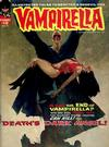 Cover for Vampirella (Warren, 1969 series) #12