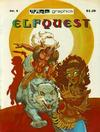 Cover for ElfQuest (WaRP Graphics, 1978 series) #2 [$1.50 later printing]
