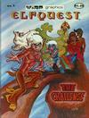 Cover for ElfQuest (WaRP Graphics, 1978 series) #3 [$1.50 later printing]
