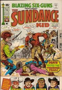 Cover Thumbnail for Blazing Six-Guns (Skywald, 1971 series) #1