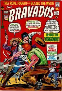 Cover for The Bravados (Skywald, 1971 series) #1