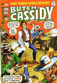 Cover Thumbnail for Butch Cassidy (Skywald, 1971 series) #1