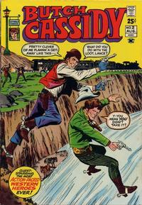 Cover Thumbnail for Butch Cassidy (Skywald, 1971 series) #2