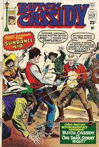 Cover Thumbnail for Butch Cassidy (Skywald, 1971 series) #3