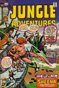 Cover Thumbnail for Jungle Adventures (Skywald, 1971 series) #2