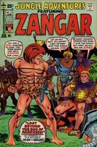 Cover Thumbnail for Jungle Adventures (Skywald, 1971 series) #3