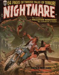Cover Thumbnail for Nightmare (Skywald, 1970 series) #1