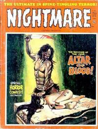 Cover Thumbnail for Nightmare (Skywald, 1970 series) #7