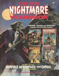 Cover Thumbnail for The 1974 Nightmare Yearbook (Skywald, 1974 series) #1