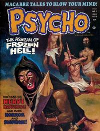 Cover Thumbnail for Psycho (Skywald, 1971 series) #7
