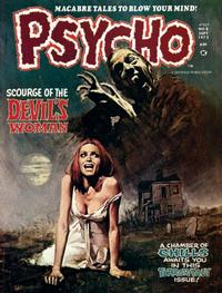 Cover Thumbnail for Psycho (Skywald, 1971 series) #8