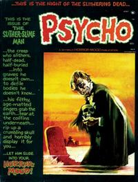 Cover Thumbnail for Psycho (Skywald, 1971 series) #9