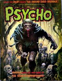 Cover Thumbnail for Psycho (Skywald, 1971 series) #11