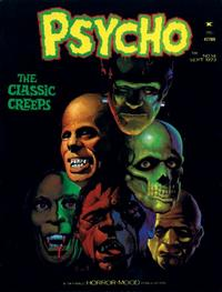 Cover Thumbnail for Psycho (Skywald, 1971 series) #14