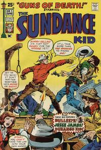 Cover Thumbnail for The Sundance Kid (Skywald, 1971 series) #1