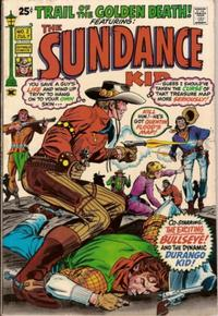 Cover Thumbnail for The Sundance Kid (Skywald, 1971 series) #2
