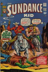 Cover Thumbnail for The Sundance Kid (Skywald, 1971 series) #3