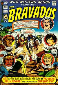 Cover Thumbnail for Wild Western Action (Skywald, 1971 series) #1