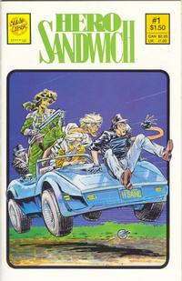 Cover Thumbnail for Hero Sandwich (Slave Labor, 1987 series) #1