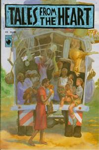 Cover Thumbnail for Tales from the Heart (Slave Labor, 1988 series) #8