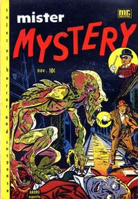 Cover Thumbnail for Mister Mystery (Stanley Morse, 1951 series) #2