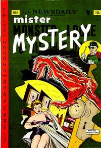 Cover Thumbnail for Mister Mystery (Stanley Morse, 1951 series) #5