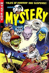 Cover Thumbnail for Mister Mystery (Stanley Morse, 1951 series) #10