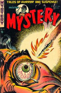 Cover Thumbnail for Mister Mystery (Stanley Morse, 1951 series) #12