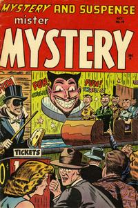 Cover Thumbnail for Mister Mystery (Stanley Morse, 1951 series) #19