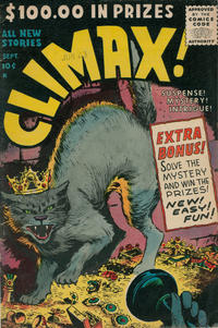 Cover Thumbnail for Climax (Stanley Morse, 1955 series) #2