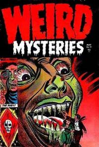 Cover Thumbnail for Weird Mysteries (Stanley Morse, 1952 series) #10