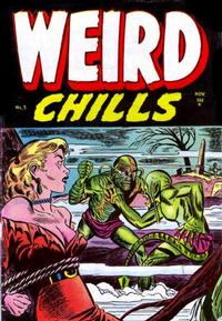 Cover Thumbnail for Weird Chills (Stanley Morse, 1954 series) #3