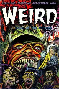 Cover Thumbnail for Weird Tales of the Future (Stanley Morse, 1952 series) #7
