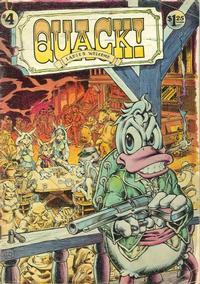 Cover Thumbnail for Quack (Star*Reach, 1976 series) #4