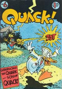 Cover Thumbnail for Quack (Star*Reach, 1976 series) #6