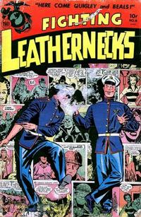 Cover Thumbnail for Fighting Leathernecks (Toby, 1952 series) #6
